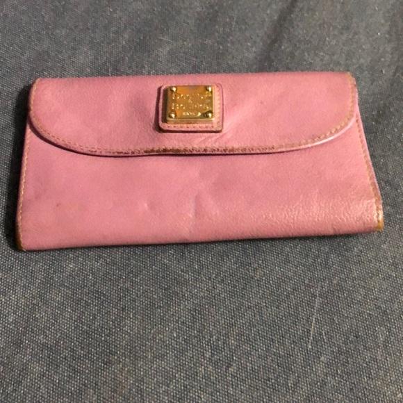 Dooney & Bourke Handbags - Dooney & Bourke Lilac Wallet/Billfold